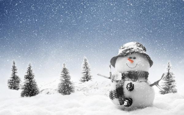 Winter-Snowman-1